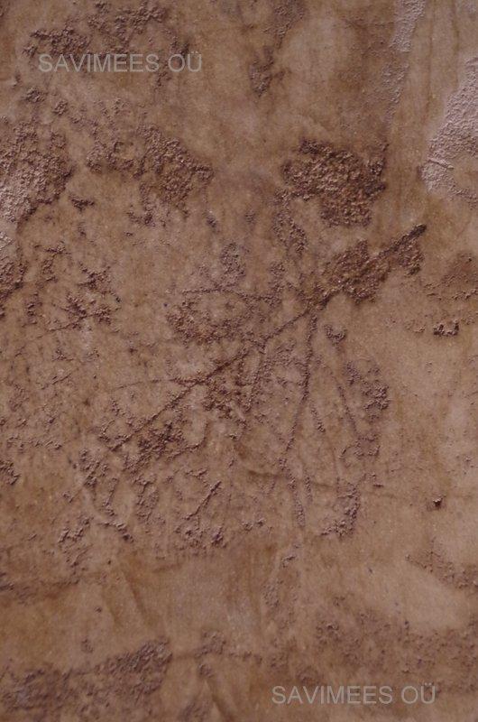 Kreidezeit kalkkglätte lehemotiiv