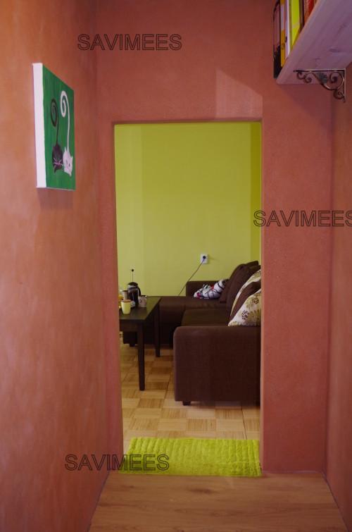 Savikrohv paneelmaja korteris