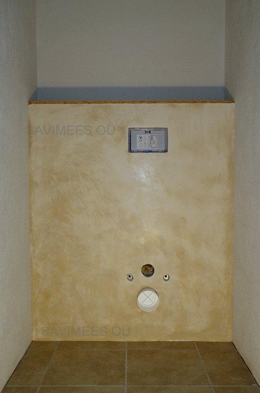 stucco-lubipahtliga-viimistletud-wc-tagune-sein