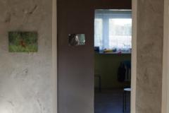 Eksklusiivne marmorit meenutav pind-stucco lustro